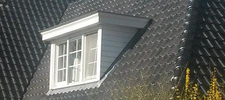 dakpannen dakkapel vervangen