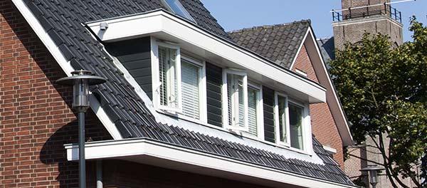 dubbele dakkapel plaatsen