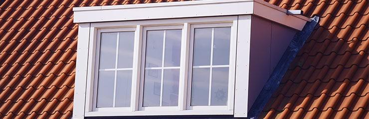 kunststof dakkapel Zoetermeer