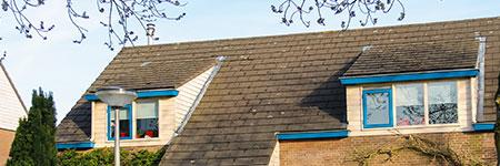 Dakkapel op Schuin dak