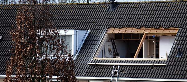 vergunning nodig voor dakkapel?
