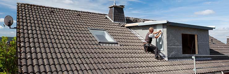 zinken dakkapel monteren