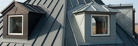 zinken dakkapel Rotterdam